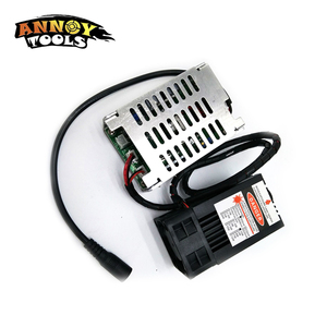 Image 3 - 450nm 15000mW 12V  Laser Module TTL Adjustable Focus Laser Cutter engraver accessories 15W laser head