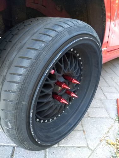 Nakamoto Rear Disc Brake Rotors Set Pair for ML320 Mercedes Benz 350 430 New