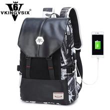 Large capacity travel bags men fashion school for teenage girls Trend back pack printing backpack computer Hiking bag
