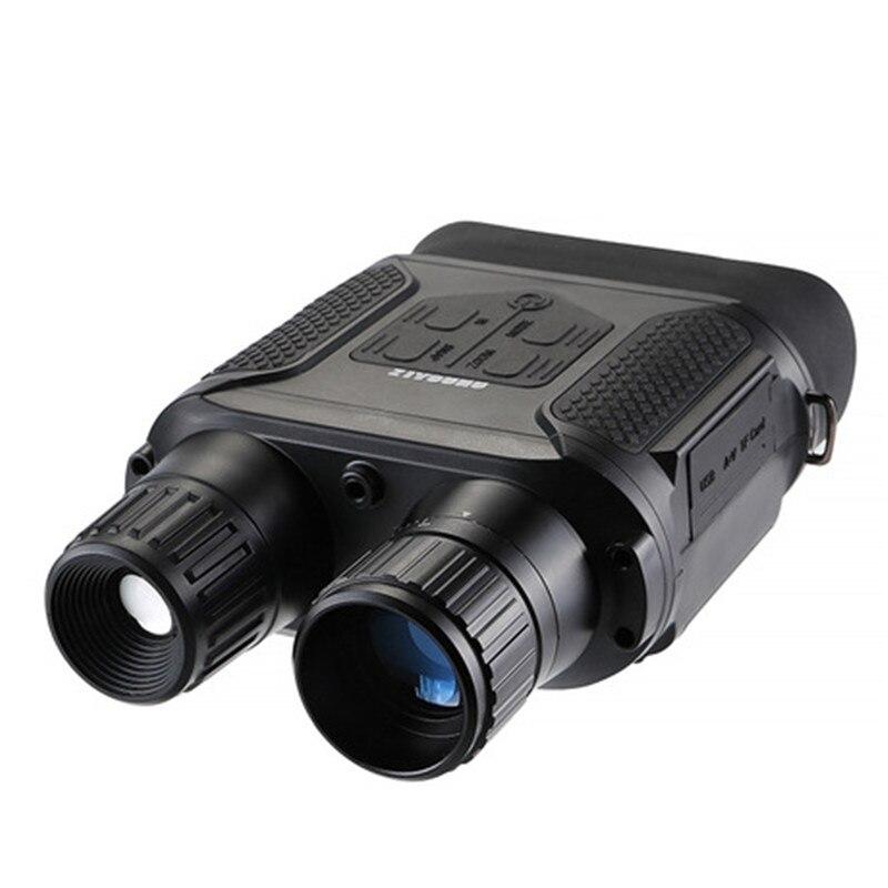 ZIYOUHU 3.5-7X Binocular Telescópio de Visão Noturna Infravermelha 400 M Caça Optics Sight Scope Binóculos HD Gravador de Vídeo Da Câmera