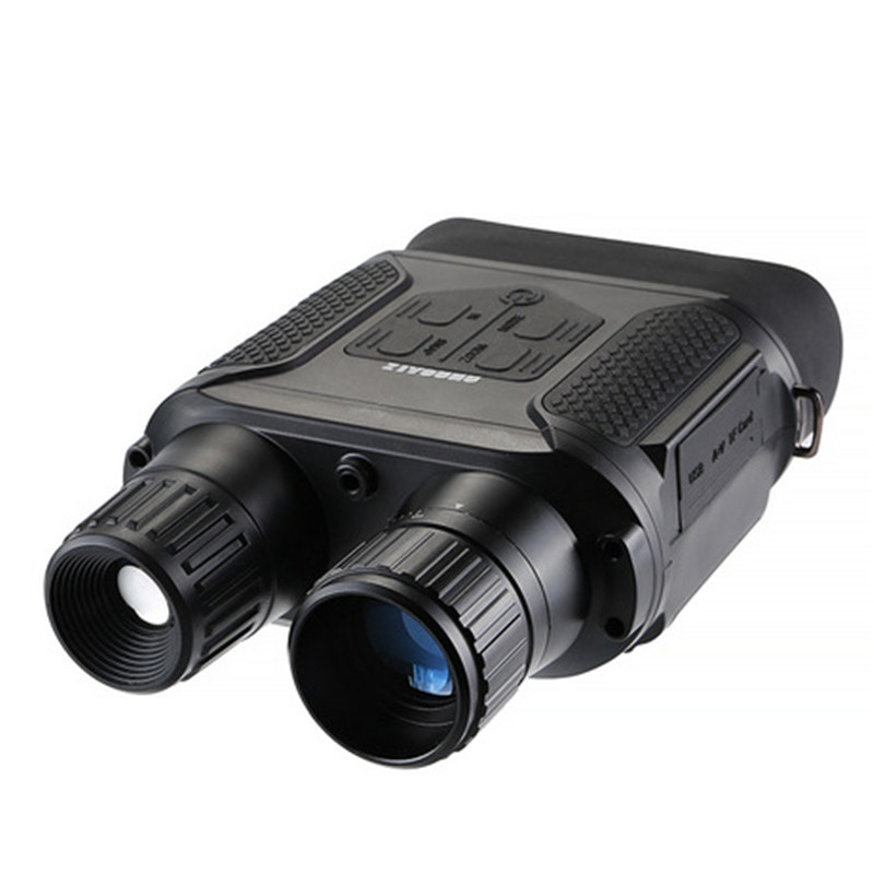 ZIYOUHU 3.5 - 7X Infrared Night Vision Binocular Telescope 400M Hunting Optics Sight Scope Binoculars HD Camera Video Recorder