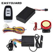 Easyguard Báo Động Xe Máy Có Đồng Hồ Định Vị GPS Pke Thụ Động Móc Treo Chìa Khóa Từ Xa Động Cơ Bắt Đầu Điều Khiển Báo Động Xe Máy Có Ứng Dụng