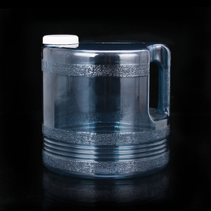 Image 4 - AZDENT 4L زجاجة بلاستيكية لتقطير المياه الكهربائية النقية المقطر تصفية المياه آلة أجزاء البلاستيك إبريق المنزل مختبر الأسنان