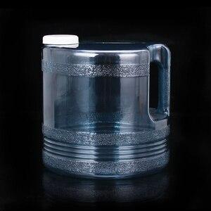 Image 4 - Azdent 4Lプラスチックボトル純粋な電気水蒸留器蒸留フィルター水機部品プラスチック水差しホーム歯科ラボ