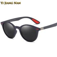 Yi Jiang Nan Brand TR90 Retro Occhiali Da Vista Uomo Con Prescrizione Round Polaroid Glasses Men Prescription Sunglasses Women camera con vista повседневные брюки