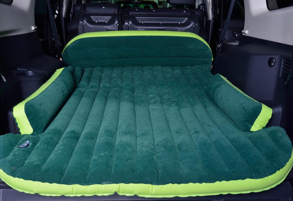 SUV Inflatable Mattress With Air Pump Car Inflatable Bed ...