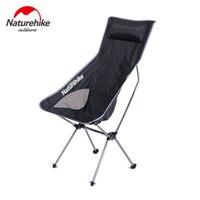 NatureHike Ultraleve Acampamento Ao Ar Livre Cadeira Dobrável Portátil Pesca Cadeira De Praia Cadeira Esboçar Cadeira Churrasco Tamborete de Dobramento
