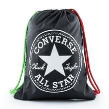 Converse All Star mochila tela chico chica negro mochila saco