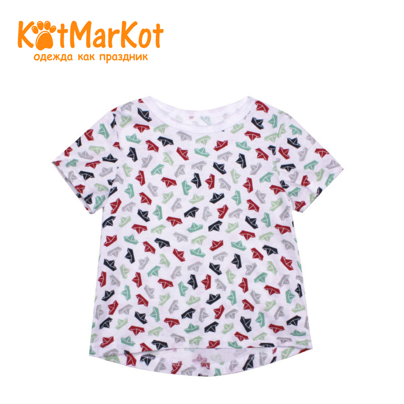 T-shirt Kotmarkot 14339 children clothing for boys kid clothes t shirt kotmarkot 7759 children clothing cotton for baby boys kid clothes