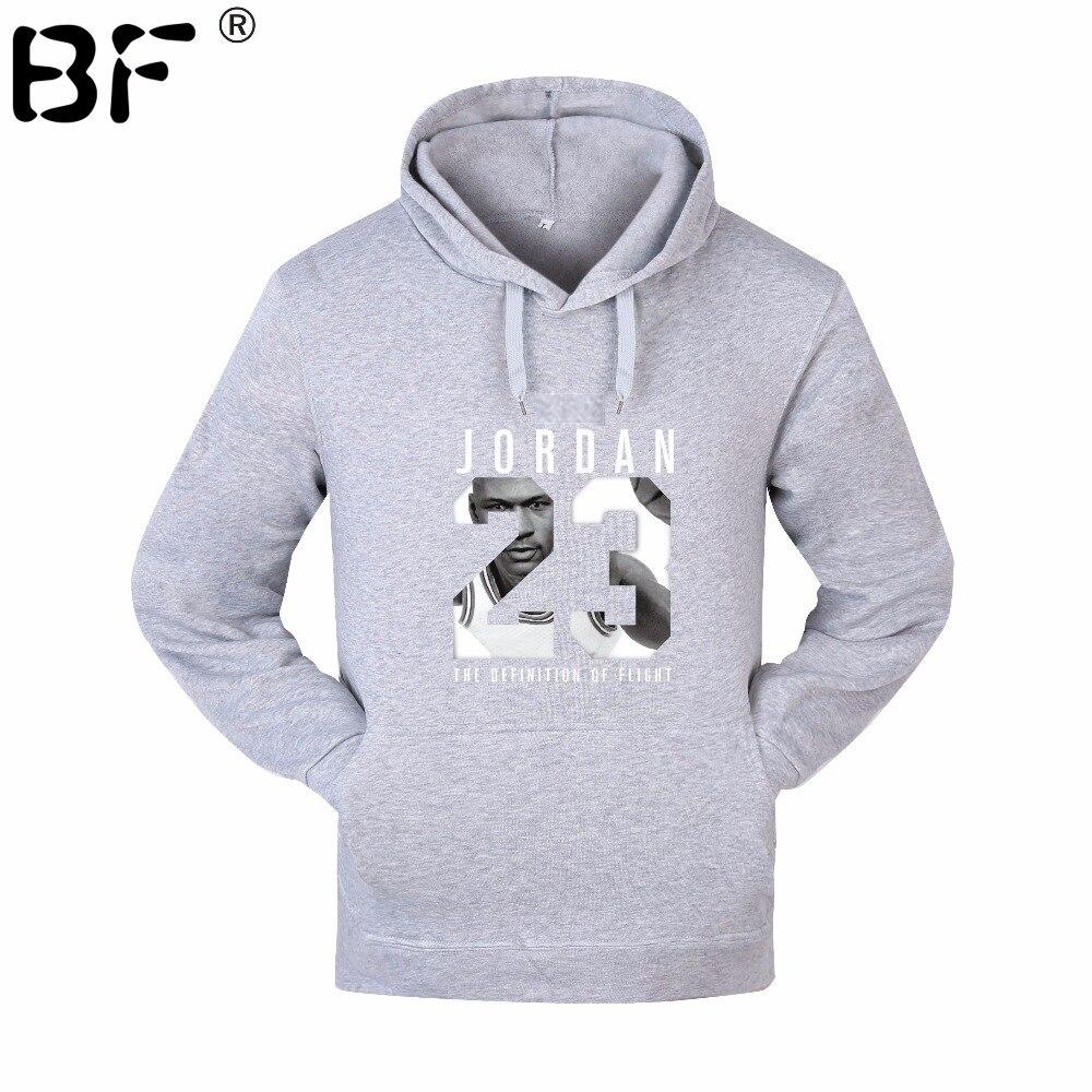 ae7c139f2afdb3 B F Hot 2018 New JORDAN 23 Letter printing hoodie Sweatshirt Men Hoodies  Fashion Solid Hoody Men Pullover Mens Tracksuits Male -in Hoodies    Sweatshirts ...