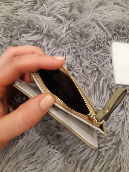 Сач; Основной материал:: ПУ; женщины портмоне; фиолетовый кошелек;