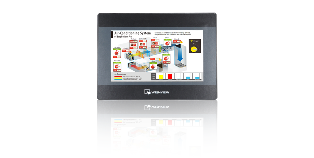 WEINVIEW MT6102iQ MT6103iP MT8102iP 10 1 inch 1024x600 Touch Panel Screen HMI Replace WEINTEK MT8100i MT8101iE