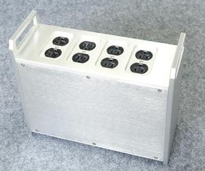 Image 2 - BZ312B srebrny generator amerykański standard obudowa PSU HIFI PSU obudowa DIY przypadku