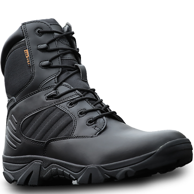 Winter Autumn Tactical Boots Men Military Combat Special Force Boots Black Casual Motorcycle Boots Tactico Shoes Botas Hombre