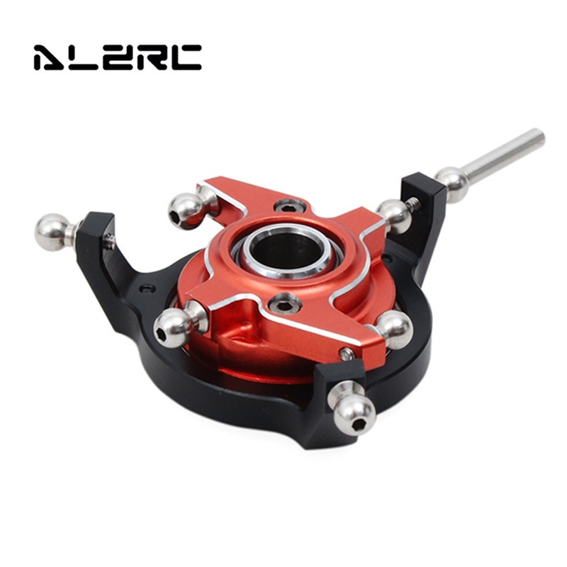 High Quality Original ALZRC Devil 380 420 FAST RC Helicopter Parts Accessories New CCPM Metal Swashplate For Toy Models Accs original xlpower 520 rc helicopter spare parts canopy green replacement accessories accs for rc helicopter toy models