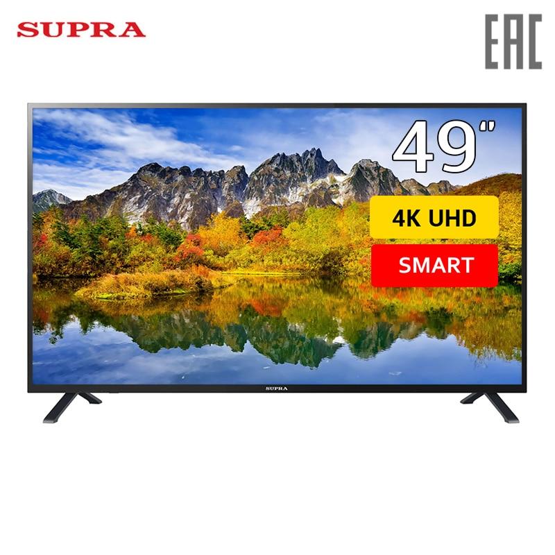 TV 49 Supra STV-LC50ST2000U 4K UHD SmartTV 40-49inchTV dvb dvb-t dvb-t2 digital
