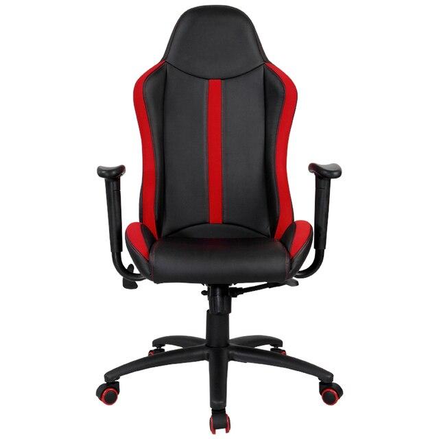 Hot Computer Chair Home Office Armchair Swivel Chair Fashion Boss Chair  Racing Gaming Chair