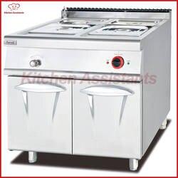 EH884 Электрический водяной бане шкаф с кухонного оборудования