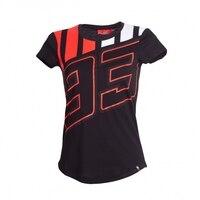 MOTO GP 93 MARQUEZ Motorcycle Spider MARC T Shirts Tops Jerseys Short Sleeved O Neck Racewear