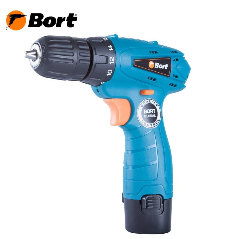 Drill battery BORT BAB-108 X