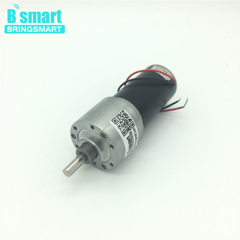 Wholesale 37GB31Y 12V Dc Gear Motor With High Torque Motor Tubular Dc Motor 24V Reduction Reverse Motor