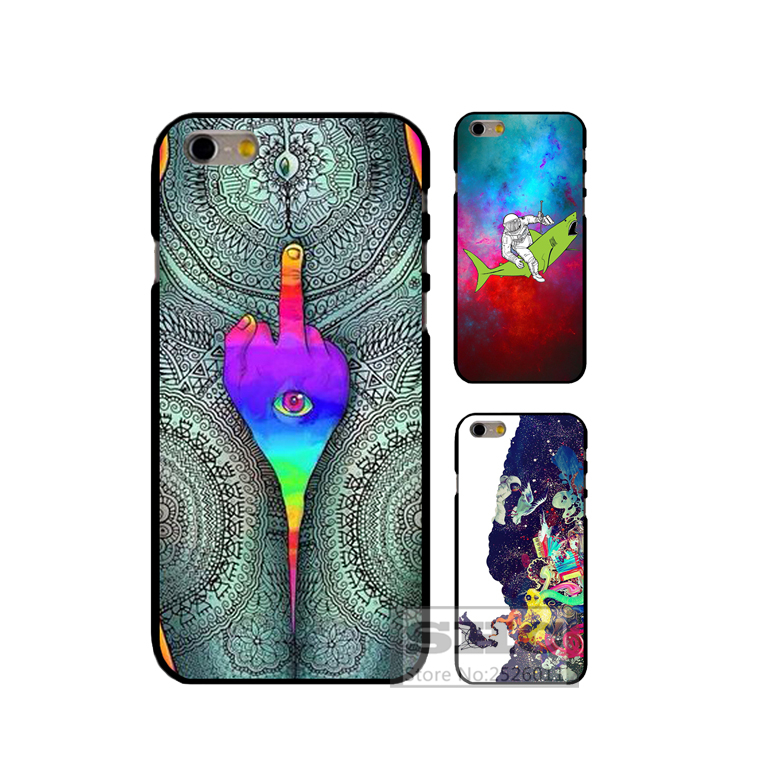 Super Psicodelicas Tumblr Cover Case for Samsung Galaxy A3 A5 A7 2016  YF59