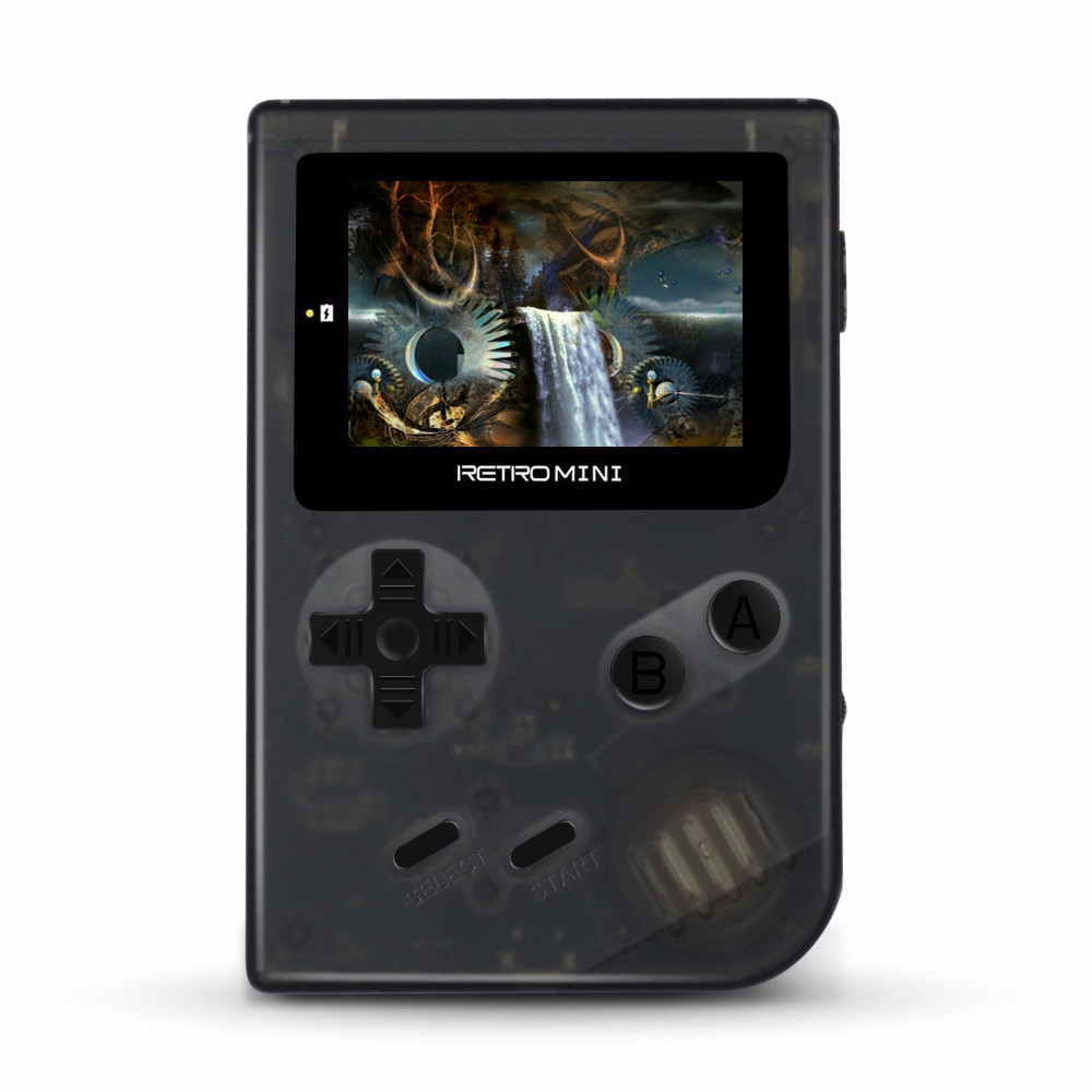 Mini Handheld Game Players RS-90 Retro Game Console 32 Bit Portableretro game emulator retromini kids games