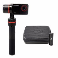 Feiyu SUMMON 3 Axis 4K 1080P 60Fps Camera Integrated Handheld Steady Brushless Gimbal Stabilizers For DSLR