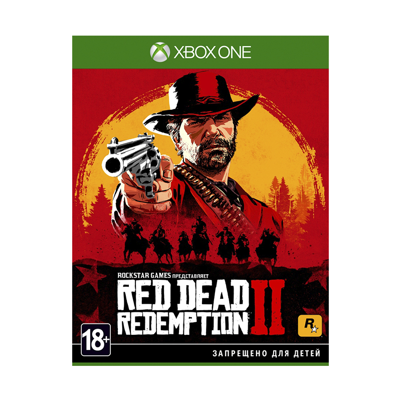 Game Deals xbox Microsoft Xbox One Red Dead Redemption 2