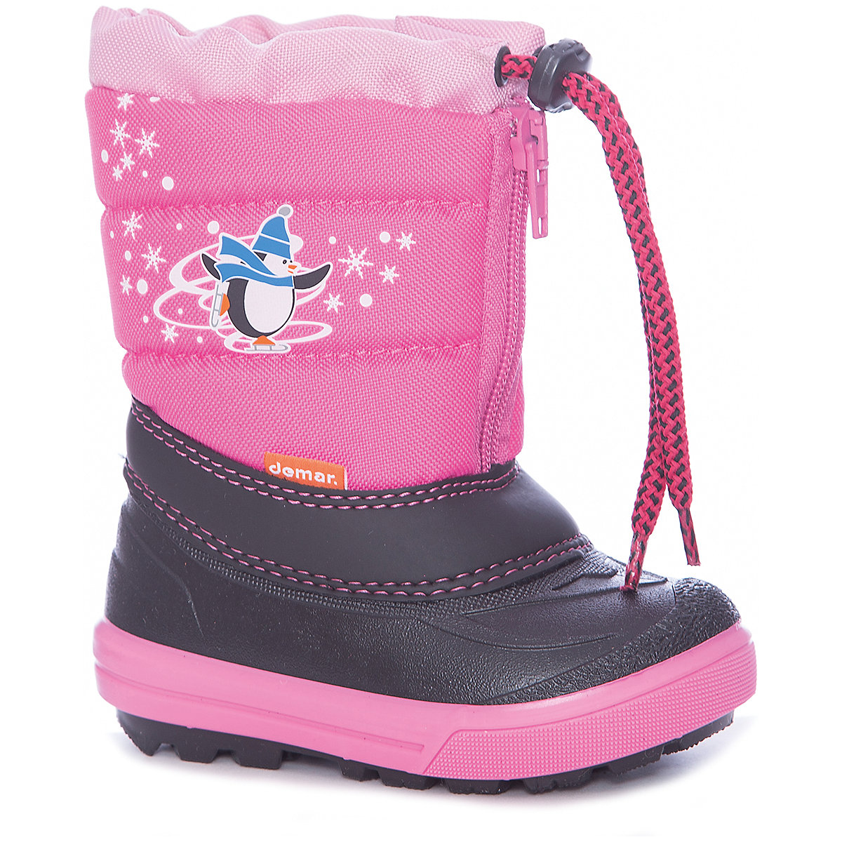 Boots Demar for girls 7134867 Valenki Uggi Winter Baby Kids Children shoes