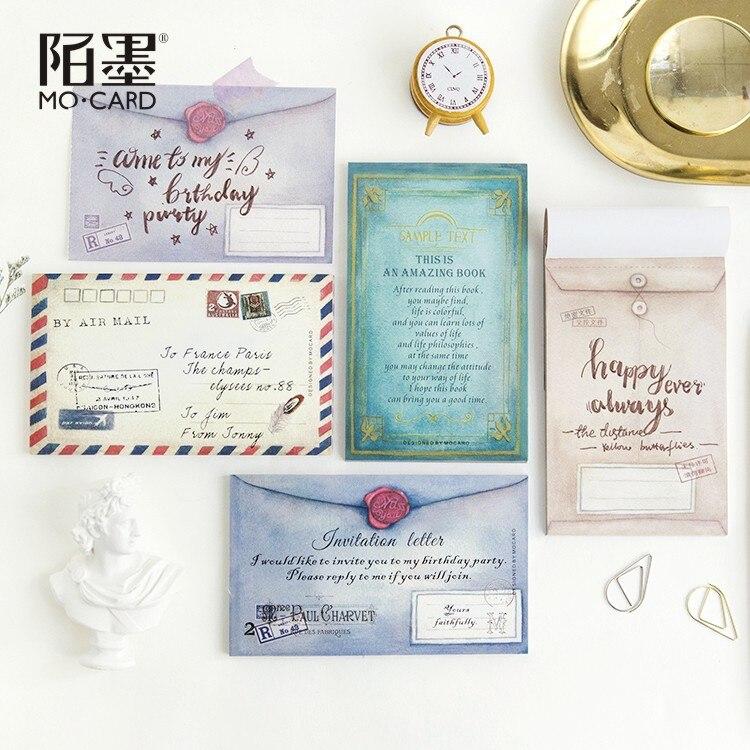 12 sets/1 lot Creative Retro letters Memo Pad Sticky Notes Escolar Papelaria School Supply Bookmark Post it Label