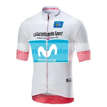 Movistar-Camiseta De Ciclismo De Italia para hombre, Maillot De manga corta para...