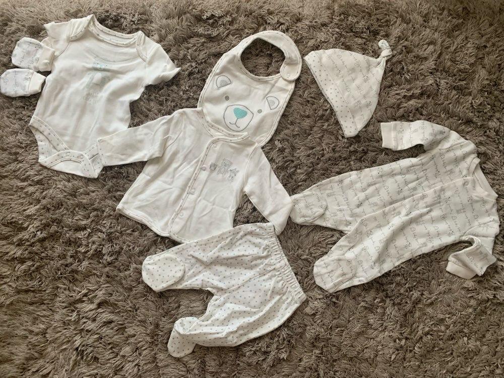 Conjuntos de roupas desenhos animados algodão
