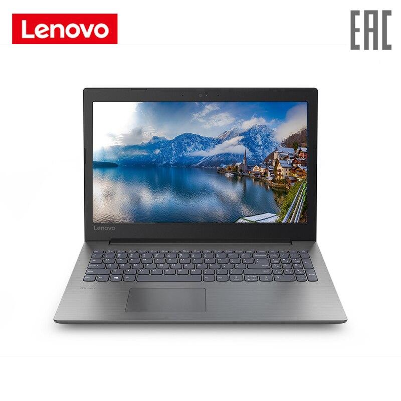 Ноутбук lenovo 330-15IKBR/15,6 FHD TN AG 200N/I3-8130U/4 ГБ/500 ГБ HDD/MX150 2 ГБ GDDR5/Windows 10/Black (81DE004FRU)