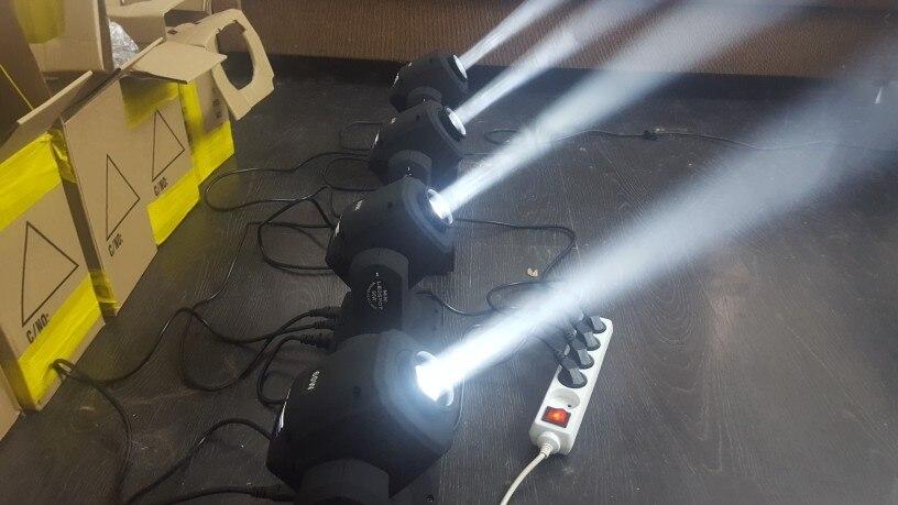 Efeito de Iluminação de palco Controlador Transporte Rápido