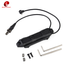 Element Airsoft Tactical Augmented 2 plug Pressure Switch Double Switch For Hunting Flashlight
