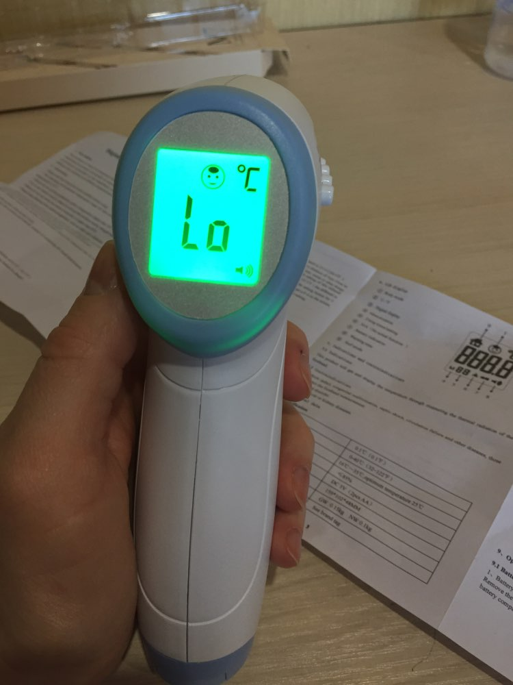 Baby Forehead Thermometer photo review