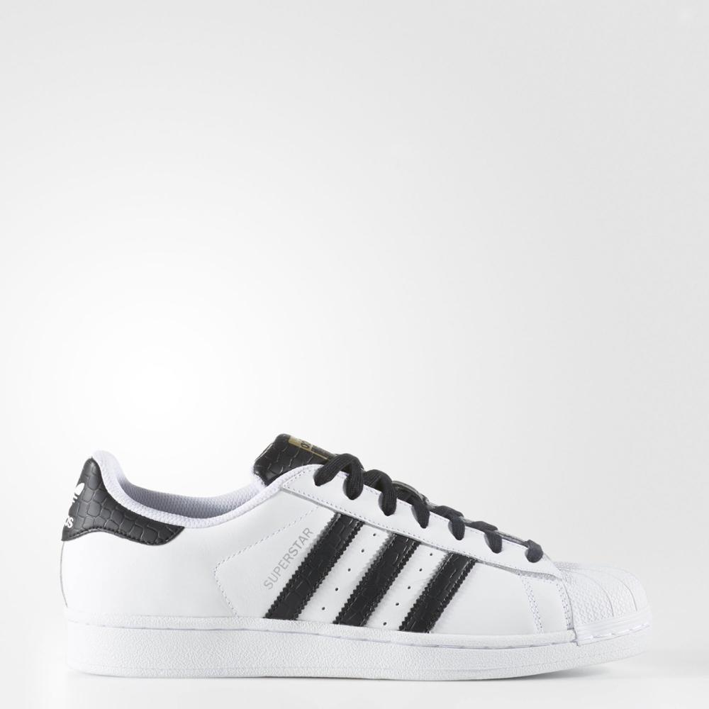 official supplier fashion best online White and black man sneakers S75880 Adidas SUPERSTAR-in ...