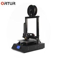 High Precision Ortur4 3D Printer Kit High Print Speed Reprap i3 Impresora 3D DIY Kit All Metal Frame 3d Printer China