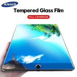Закаленное стекло для iPad 2017 2018 9,7 Air 1 2 экран протектор для iPad Mini 1 2 3 4 защитная пленка для iPad Pro 11 10,5 9,7