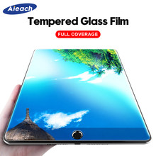 Tempered Glass For iPad 2017 2018 9.7 Air 1 2 Screen Protector For iPad mini 1 2 3 4 5 Protective Film For iPad Pro 11 10.5 9.7(China)