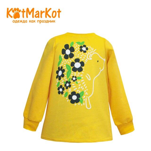 Свитшот для девочекKotmarkot80702