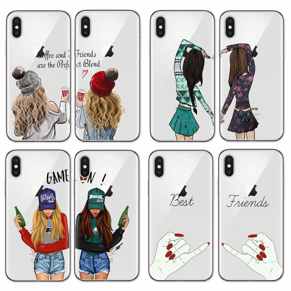 cover iphone 6 best friends per due