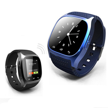 Bluetooth Smart Digital Watch Fit Android Fashion Pedometer Watch Lover's Touch Screen Sync Call Hand Sport Running Wristwatch