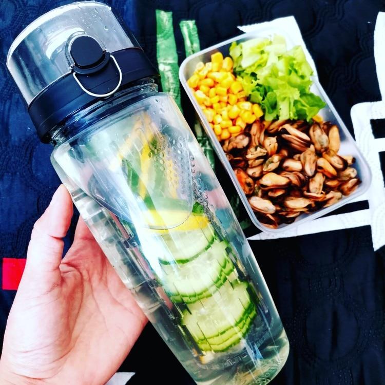 Sports Energy Fruit Infuser 32oz Bottle - Food Yoda