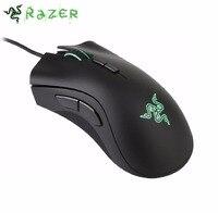 Razer DeathAdder Elite RGB PC Gamer Ergonómico Gaming Mouse 16000 DPI USB con conexión de Cable con El Paquete Al Por Menor Precio Más Bajo