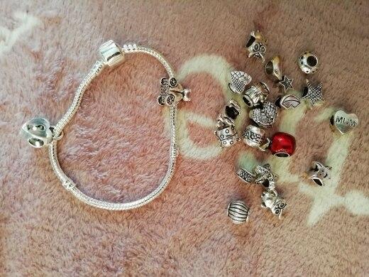 браслет; браслет Пандора; бусины для ювелирные изделия делает; бусина Пандора;