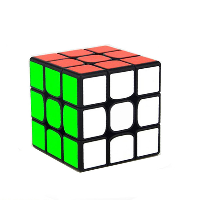 Zcube 3x3x3 Fidget Cube Professional Magnetic Speed Puzzle Magic Classic Educational Toys For Adults