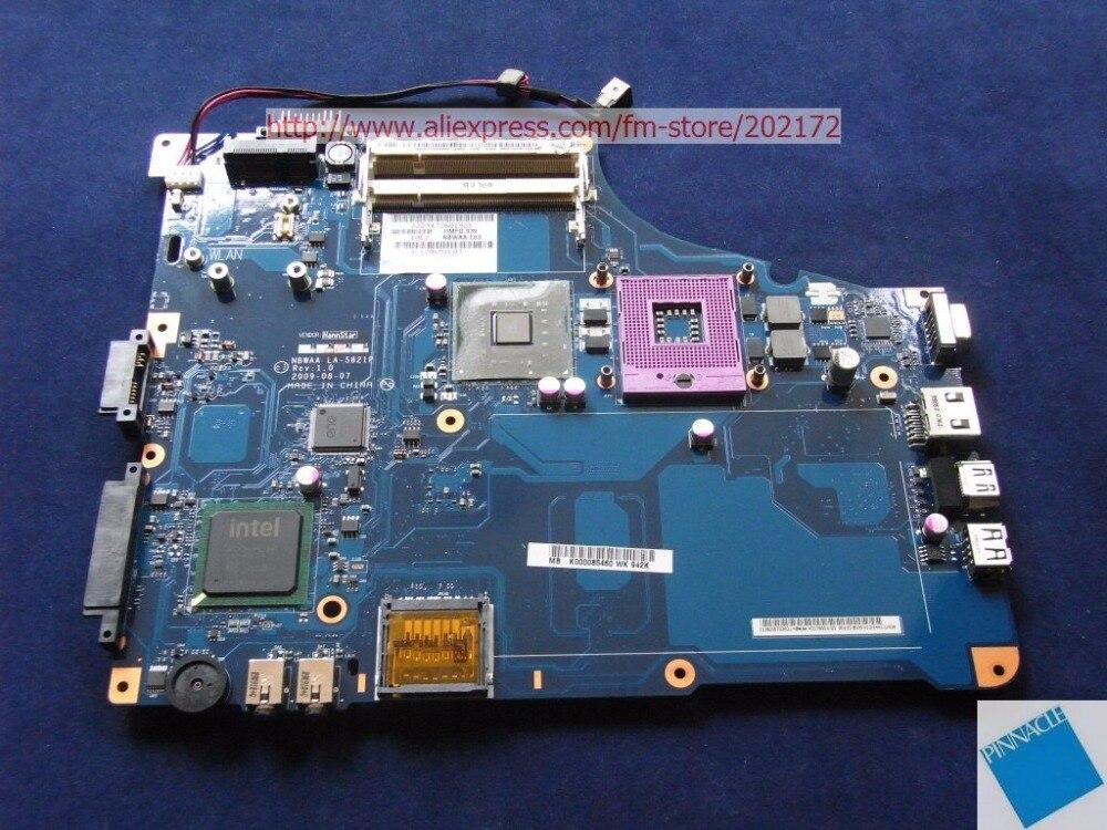 K000085460 MOTHERBOARD FOR TOSHIBA satellite L450 L455 GL40 LA 5821P