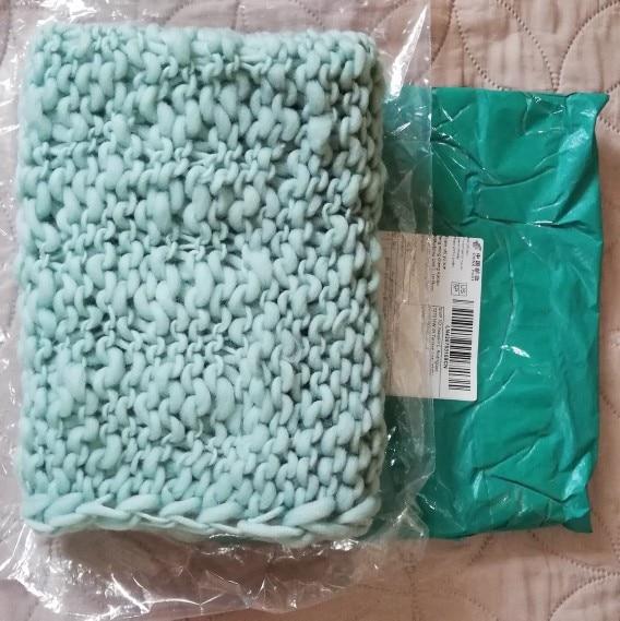 Cobertores e mantas acrílica stuffer filler